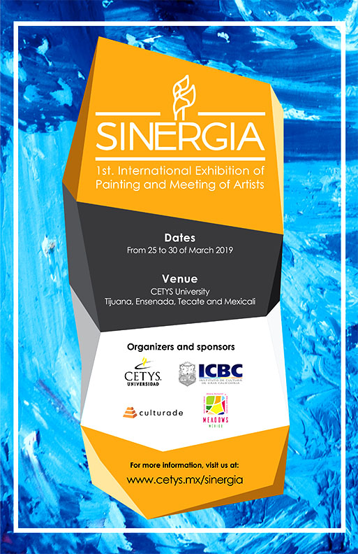SINERGIA - First International Painting Exhibition and Artist Encounter